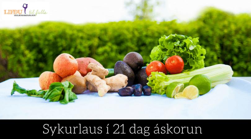 Júlía Magnúsdóttir heilsumarkþjálfi