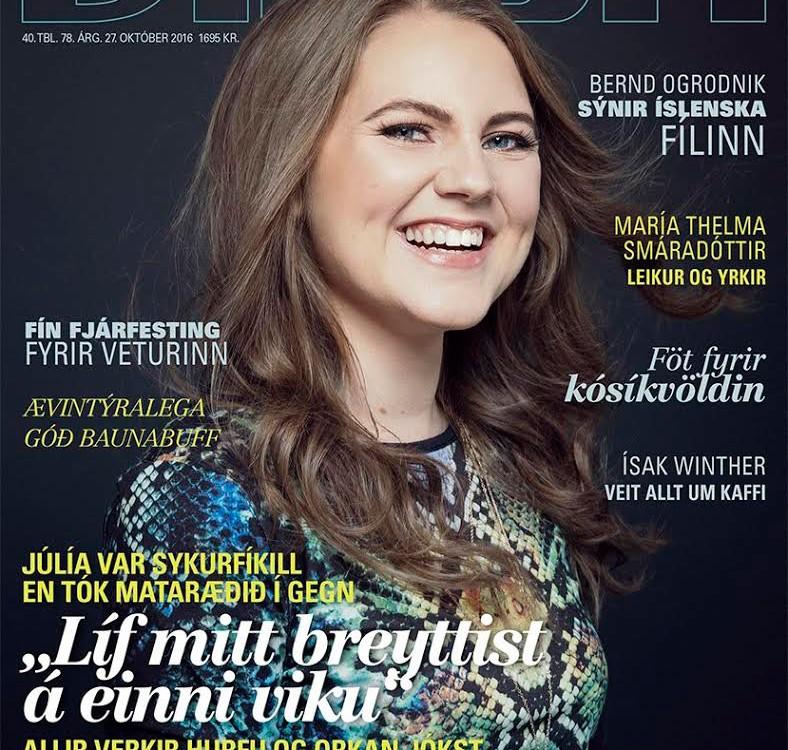 Forsíða Vikunnar